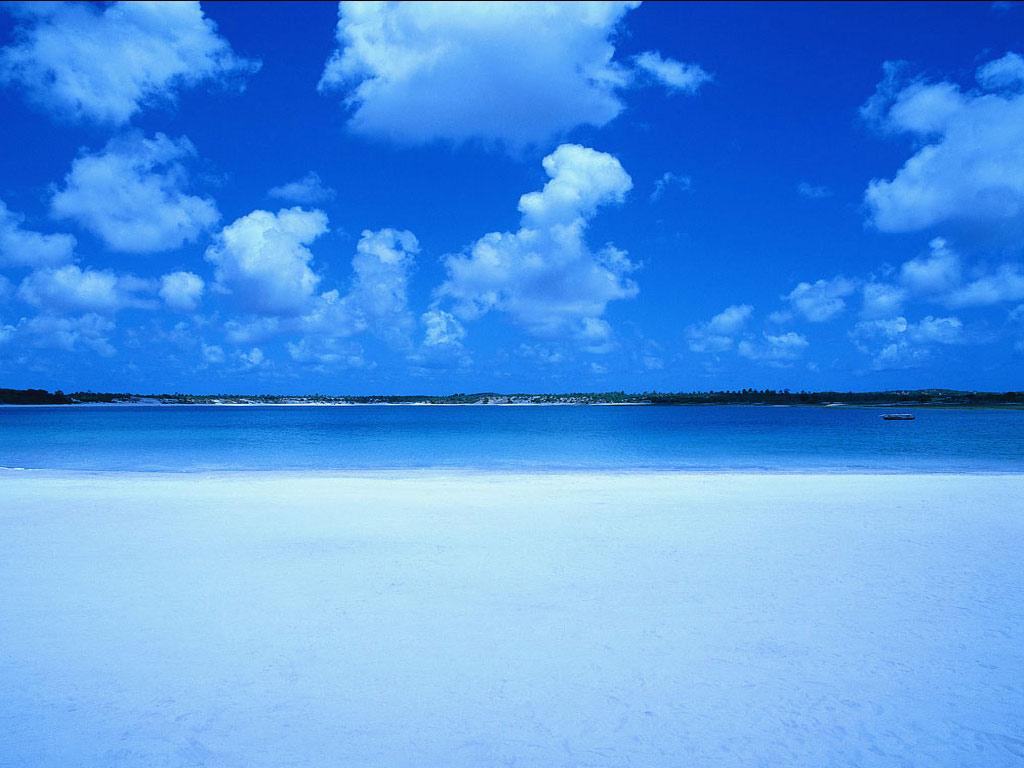 Обои на рабочий стол море пляжи
